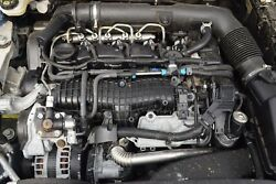 2019 Volvo V40 D2 2.0 D4204t13 120 Hp Engine With Turbo Fuel Pump And Injectors
