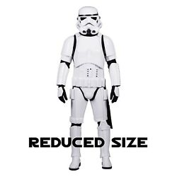 Star Wars Stormtrooper Costume Armour Package With Accessories - Reduced Size