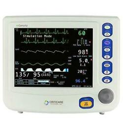 Criticare Ngenuity Patient Monitor - Seller Refurbished