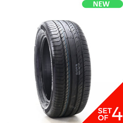 Set Of 4 New 275/50r20 Continental Contisportcontact 5 Mo Suv 113w - 8.5/32