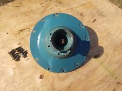 Volvo Penta Ad41p-a Flywheel Housing Cover 872820 3860991 Primary Shaft Bolts