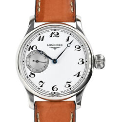 Free Shipping Pre-owned Longines Weems Maxi 170th Anniversary Limited L2.639.4