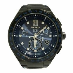Free Shipping Pre-owned Seiko Astron Sbxb157 8x53-0az0-2 Limited Edition