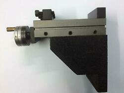 Annafi Mini Vertical Slide 90 X 50 Mm For Instant Milling Operation On Lathe