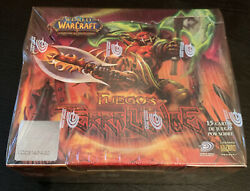 World Of Warcraft Tcg Fires Of Outland Booster Box Spain - Spektraltiger Loot