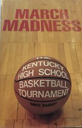 Embry - March Madness - Icarus Press - 1985 - 1st Printing - Trade Paperback