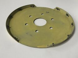 Aircraft Spinner Front Plate 10 1/2andrdquo Diameter Came W/ Rv-6 Spinner Kit