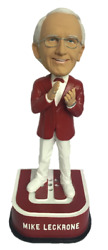 Mike Leckrone Wisconsin Marching Band Talking On Wisconsin Bobblehead
