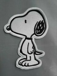 SNOOPY PATCH EMBROIDERED SNOOPY PATCHES TO PERSONALIZE YOUR GARMENTS