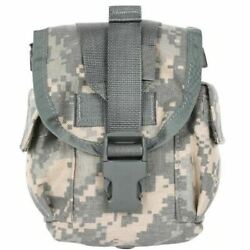 Acu Military Molle Ii Canteen Utility Gp Pouch, New