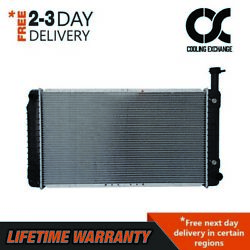 Radiator For Chevy Gmc Express Savana 1500 2500 03-05 4..3 V6 W/o Eoc