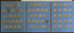 Almost Complete Buffalo Nickel Collection In Whitman Folder Missing Only 2 Coins