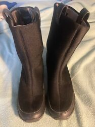 Aetrex Hard Sole Wetsuit Boots Size 7