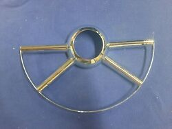 1954 Ford Deluxe Steering Wheel Horn Ring Original Accessory 1952 1953