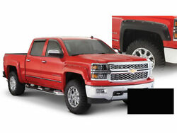 Front And Rear Fender Flare For 2017-2019 Chevy Silverado 3500 Hd 2018 J666dq