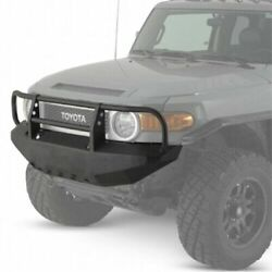 Warrior Products Winch Front Bumper With D-ring Mounts And Brush Guard Fits Toy
