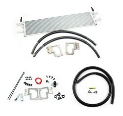 Driven Diesel Transmission Cooler And Bypass Kit For 17-19 Ford 6.7l Powerstroke