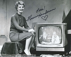 Florence Henderson Signed Authentic And039the Brady Bunchand039 8x10 Photo B W/coa