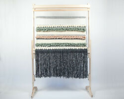 Beka Tapestry Loom 36 Inch Adjustable Tapestry Loom The Grizzly