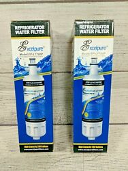 Excelpure Ep-rpwf Water Filter 2 Replacement Filters Ep-lt700p Fits Lg-kenmore.