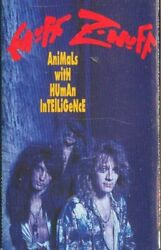 Enuff Znuff Animals With Human Intelligence -13346 Cassette Tape