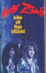 Enuff Znuff Animals With Human Intelligence -13345 Cassette Tape