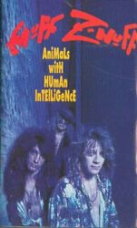 Enuff Znuff Animals With Human Intelligence -13344 Cassette Tape