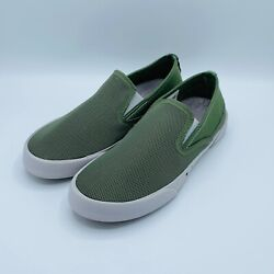 Sperry Maritime H20 Sts19393 Casual Shoes - Menand039s Size 8 - Olive