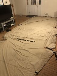 Mastercraft Boat Cover - Factory Oem Canvas