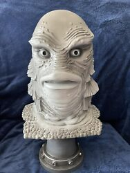 Sideshow Sse Creature From The Black Lagoon Life Size Bust