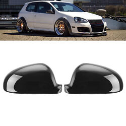 Replacement Parts Rear View Mirror Shell Mirror Covers For Vw Jetta Eos