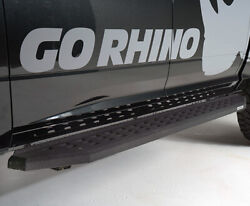 69036880t Go Rhino Rb20 Running Boards Protective Bedliner Coating