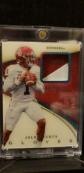 2020 Panini Immaculate Collegiate Gloves Prime 58/66 Jalen Hurts 30 Rookie