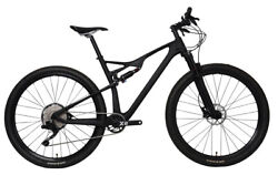 29er 21 Full Suspension Carbon Mountain Bike Frame Sram Disc Brake Xl 11 Speeds