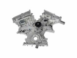 Lower Timing Cover For 2018 Toyota Avalon 3.5l V6 B197mq Oe Solutions
