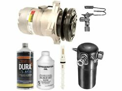 Front And Rear A/c Compressor Kit For 1985-1986 Chevy C20 Suburban C272tm