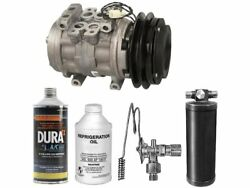 A/c Compressor Kit For 1985 Plymouth Colt 1.5l 4 Cyl R665ng