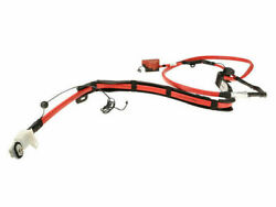 Positive Battery Cable For 2008 Bmw 528xi J315wg Below The Floor