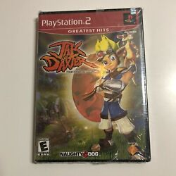 Jak And Dexter The Precursor Legacy Sony Playstation 2 2001 Ps2 Brand New