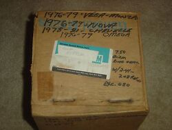 1976-1987 Chevrolet Buick Oldsmobile Nos Gm Differential Case 2.41-3.08 Ratio