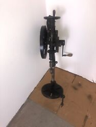 Vintage Canedy Otto Mfg Co. Post Drill Local Pickup