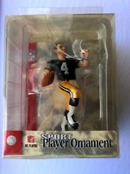 Nfl Green Bay Packers Brett Favre Sport Player Ornament Forever Collectibles Nib