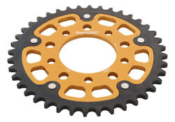 New Supersprox Stealth Sprocket, 40t For Marvic 525 Pitch 5 Bolts 00, Gold