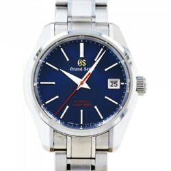 Free Shipping Pre-owned Grand Seiko 60th Anniversary 1500 Limited Model Sbgh281