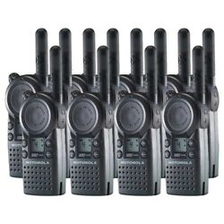 Motorola Cls1410 1-w 4 Channel W/ Lcd Display Professional Two-way Radio 12-pack