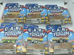 Greenlight Collectiblescar Towncomplete Set Of 6 Carspull Back Motornip