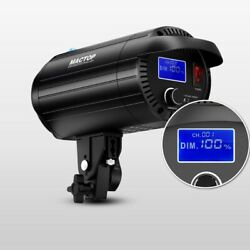 Mt-150s 150w Studio Spot Light Led Fill Light With Lcd For Studio Photography