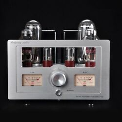Audio Sg-845-7b Stereo Tube Amplifier Tube Amp With Bluetooth Rated 21w+21w New