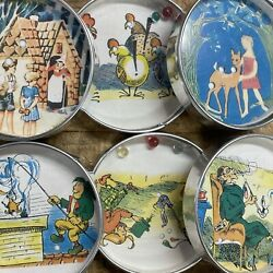 Vintage Epeso Germany Humorous Dexterity Game Lot Of 6