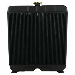 New Radiator For Ford/new Holland 1720 Compact Tractor 1920 Compact Tractor
